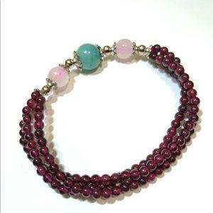 Authentic Garnet bracelet